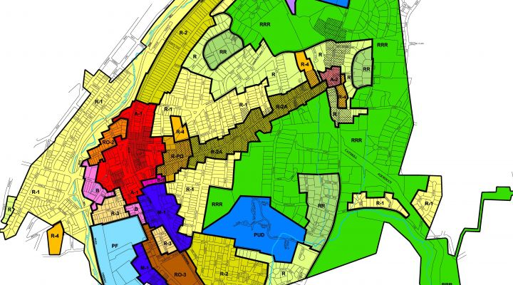 Zoning map full