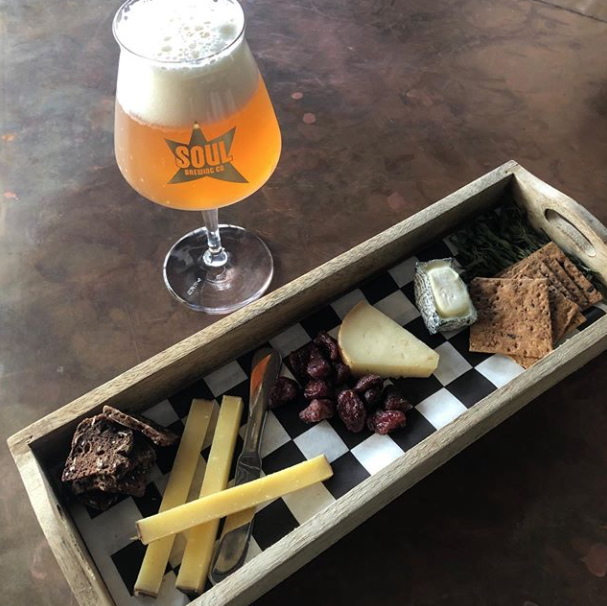 CHEESE 201 @ SOUL BREWING
